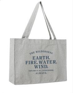 Elements Big Bag GREY - merijula