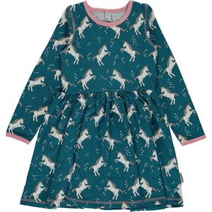 Maxomorra Tanzkleid Unicorn dreams GOTS - maxomorra