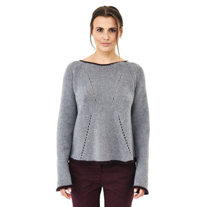Damen Strick-Pullover BAILEY - Living Crafts