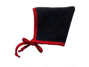 Baby Wollfleecemütze als Zipfelmütze - Ulalü