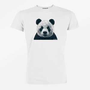 T-Shirt Guide Animal Panda - GreenBomb