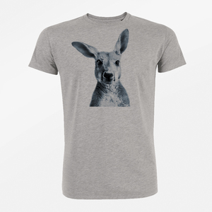 T-Shirt Guide Animal Kangaroo - GreenBomb