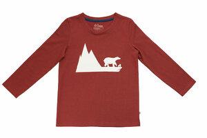Barney Bär Langarm-Shirt - Cooee Kids
