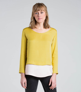 "Bluse ""Santra"" - [eyd] humanitarian clothing"