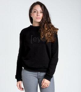 """Logo""-Pullover Damen - [eyd] humanitarian clothing"