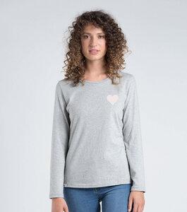 Langarmshirt PAPITA Rosa - [eyd] humanitarian clothing