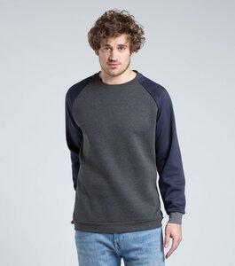 Pullover MWOGLI grau/blau - [eyd] humanitarian clothing