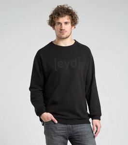 """Logo""-Pullover Herren - [eyd] humanitarian clothing"