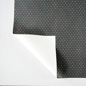 Geschenkpapier blaue Punkte - Biostoffe Berlin by Julie Cocon