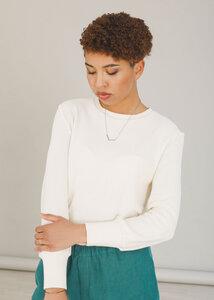 Pullover NICOLE aus Bio Baumwolle - Daniela Salazar
