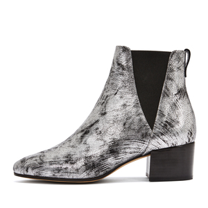 Chelsea Boot #brygge black lining - NINE TO FIVE