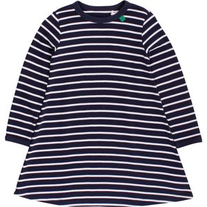 'Green Cotton' Streifen-Kleid navy - Green Cotton