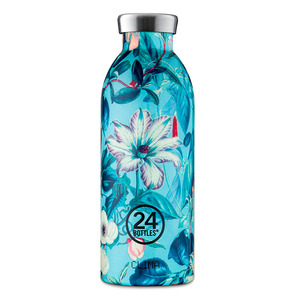 0,5l Thermosflasche Floral - 24bottles