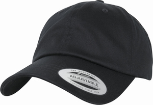 Flexfit Organic Cotton Basecap Low Profile Flache Basecap  - Flexfit