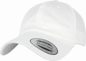 Flexfit Organic Cotton Basecap Low Profile Flache Basecap  - Flexfit