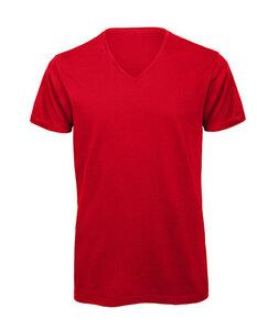 Inspire T-Shirt / Men / Herren V-Ausschnitt 140 gr /m² bis Größe 3XL - B&C Collection