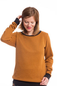 Pullover Ria timtorange - emmy pantun
