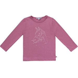 Kinder Langarm-Shirt Pferdekopf - Enfant Terrible