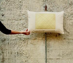 Schilf Kissen Kollektion (60 x 60 cm) - LaMalve