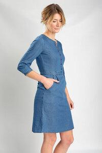 Margot Casual Denim Dress - bibico