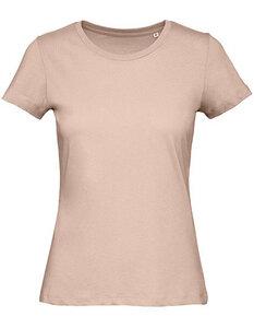 Inspire T-Shirt / Damen / Lady Rundhals 140 gr /m² bis Größe 2XL - B&C Collection