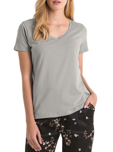 Inspire V-Ausschnitt T-Shirt   Damen   Lady 140 gr  m² bis. B C Collection 071e81069d