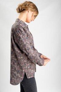 Greta Relaxed Shirt - bibico