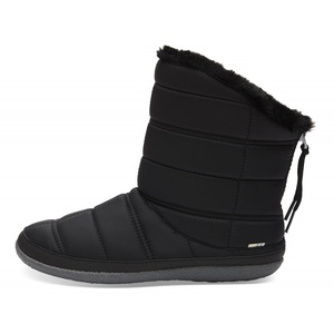 Inez Black Quilted - Toms
