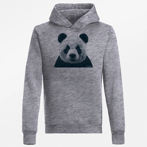 Hooded Sweater Star Animal Panda  - GreenBomb