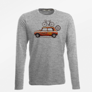 Longsleeve Jazzy Bike Service  - GreenBomb