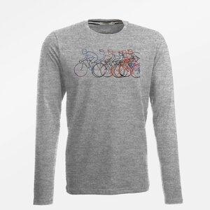 Longsleeve Jazzy Bike Group - GreenBomb