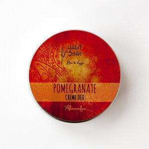 Pomegranate Creme Deo 65g - HautSinn