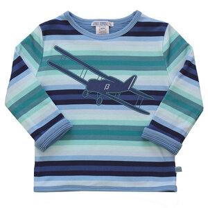 Kinder Wende-Shirt Flugzeug - Enfant Terrible