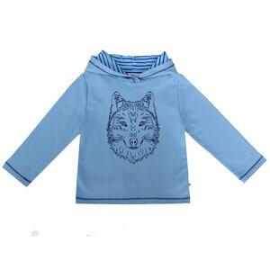 Kinder Hoodie Wolf  - Enfant Terrible