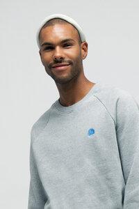 PUNICA, Gepunktetes Sweatshirts aus Bio Baumwolle - Green-Shirts