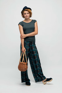 FICUS, Bambus T-Shirt für Frauen - Green-Shirts