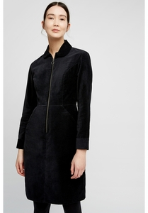 Jacqueline Velvet Dress  - People Tree