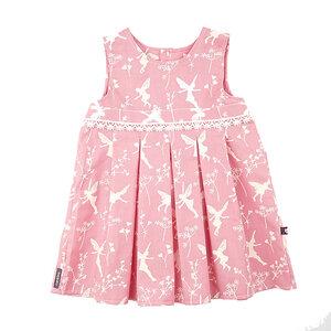 """Zauberhaftes Babykleid (rosa) für Ihre kleine """"Fee"""" (55550) - carl&lina"""