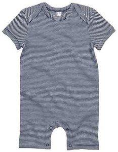 Baby Striped Style Body Strampler  - Babybugz