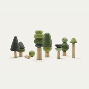 Stapelbare Bäume uuio TRE+ - uuio