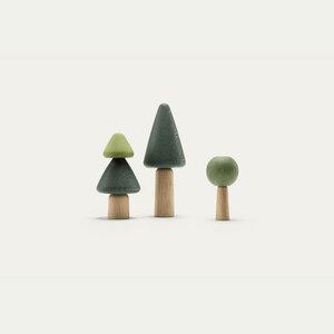 Stapelbare Bäume uuio TRE starter kit 1 - uuio
