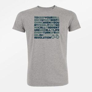 T-Shirt Guide Bike Pixel - GreenBomb