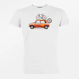 T-Shirt Guide Bike Service - GreenBomb