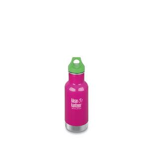 Kinder Trinkflasche Classic 355ml isoliert mit Loop Cap - Klean Kanteen