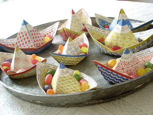 Schiffe - little wish boats -  - Jurianne Matter