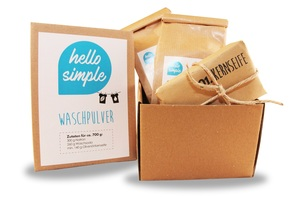 Hello Simple DIY Waschpulver  - Hello Simple