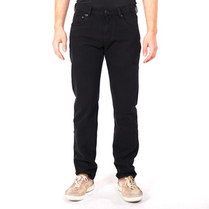 Regular Black - pure Cotton - fairjeans