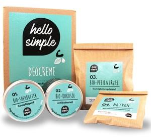 Deocreme zum Selbermachen, vegan - Hello Simple