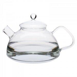 Wasserkocher mit Glasdeckel, 1,2 L - Trendglas Jena