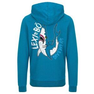 Shark Herren Hoodie  - Lexi&Bö